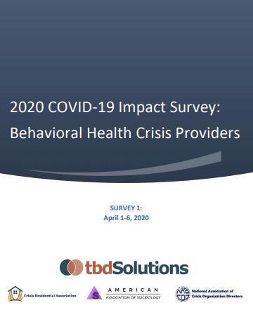 2020 COVID-19 Impact Survey